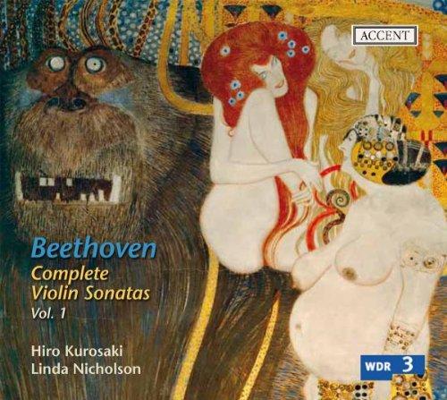 Verdeckte Audio (Ludwig van Beethoven: Das Gesamtwerk für Klavier und Violine Vol. 1 (Op. 47 & 96))