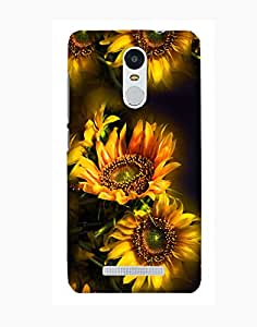 PickPattern Back Cover for Xiaomi Redmi Note 3