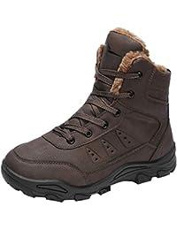 3c2063625d745 Zapatos Hombre Cyber Monday Casuales Invierno Cupón Vouchers Botas de  Invierno de Invierno para Hombres Manténgase