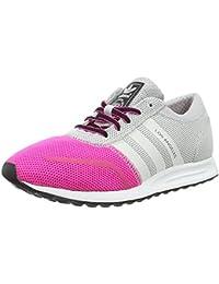 pretty nice 77447 4d45d Adidas Unisex, Bambini Los Angeles K Scarpe Sportive