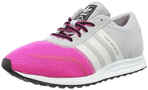 Adidas Zapatillas Los Angeles K Gris/Fucsia EU 31 LeUmSt7s