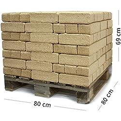 Briquetas de Madera - Palet de 300 kg