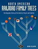 North American Railroad Family Trees: An Infographic History of the Industry's Mergers and Evolution