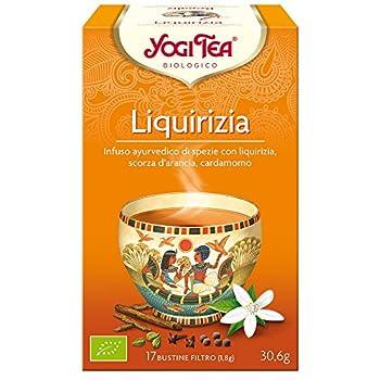 Yogi Tea T Regaliz 17 unidades