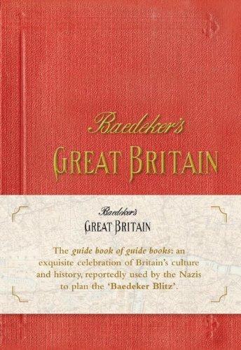 Baedeker's Guide to Great Britain, 1937 (Baedeker's Great Britain) by Karl Baedeker (2013-07-23)