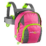Lucky Bums Kids Fall Line Ski Trainer - Pink, One Size
