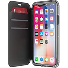 coque portefeuille iphone x femme
