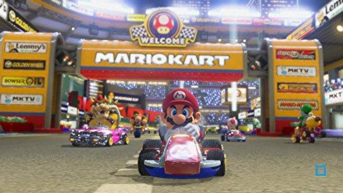 Nintendo Wii U Premium Pack schwarz, 32GB inkl. Mario Kart 8 (vorinstalliert) - 3