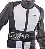 Inoc Rückenprotektor Weste Motorrad Ski Snowboard Rücken Protektoren Schutz (XL)