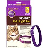 Sentry Calming Collar for Cats, 3-Pack