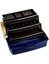 PLASTILYS - Caja de herramientas de 3 bandejas