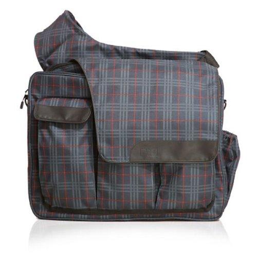 diaper-dude-ms2-pl500-plaid-messenger-ii-bag-navy-red