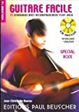 guitare facile sp?cial rock volume 7 1 cd