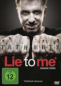 Lie to Me - Season Three [4 DVDs]
