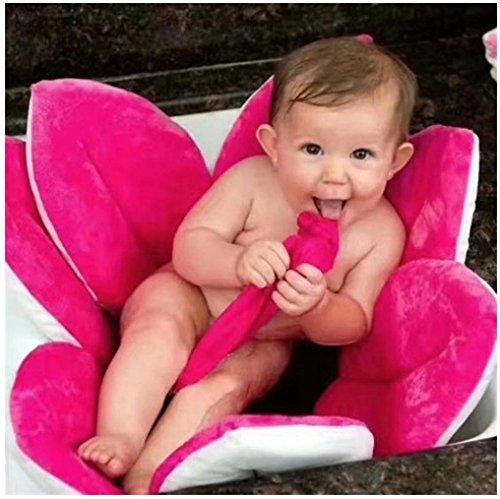 Ularma Bañera De Flores De Baño Para Bebé Baño