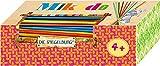 Bacchette colorate, gioco Mikado Pipa Lupina