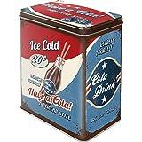 Nostalgic-Art 30108 USA - Have a Cola!, Vorratsdose L