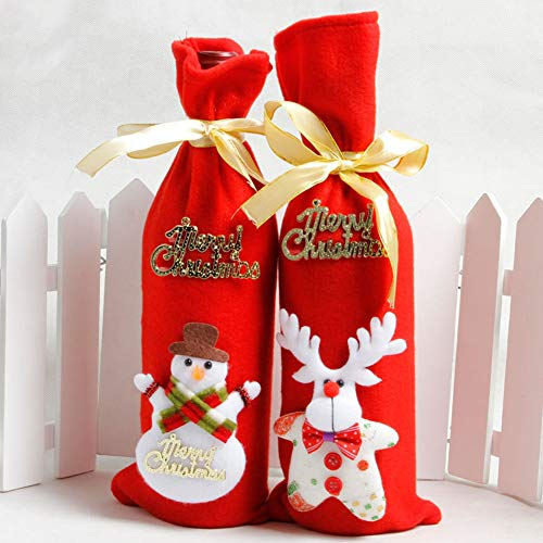 XdiseD9Xsmao Navidad Santa Elk Muñeco De Nieve Forma