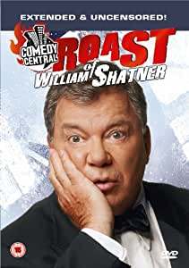 Comedy Central - Roast Of William Shatner [DVD] [2006]