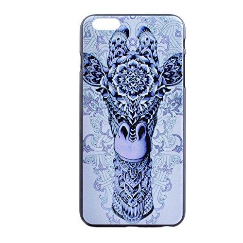 """MOONCASE Etui pour iPhone 6 (4.7"""") Hard House Case Coque Cover Étui Shell Mi06 Mi01 #1122"""