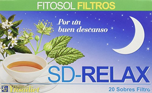 Fitosol Té Relax - 20 Filtros
