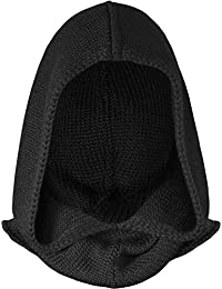Musterbrand Assassin's Creed Bufanda con capucha Lancaster Knit Wool Scoodie Negro