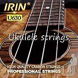Alician IRIN U630 4 pcs Ukulele Strings Nylon Tuning Ukulele String