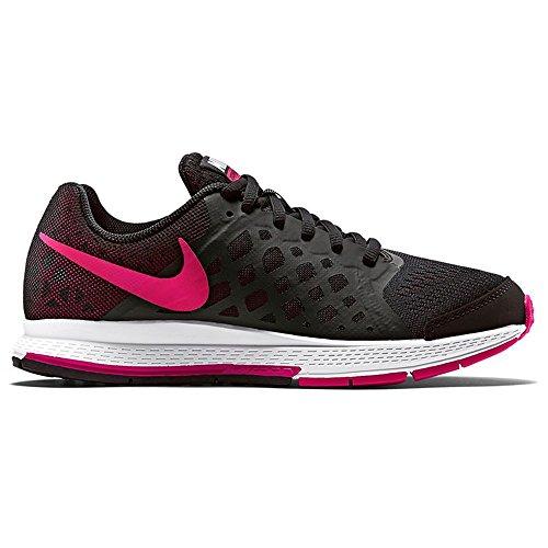 Nike 654413 500 Zoom Pegasus+ 31 Gg Mädchen Sportschuhe - Fitness Schwarz/Pink