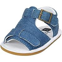 Sandalias Niña, ❤️ Manadlian Zapatos de cuero suave para bebés Sandalias de niños Zapato Zapatos casuales Sneaker Antideslizante Suela blanda Niñito