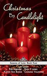 Christmas By Candlelight (Seasons of Love Book 4) (English Edition)