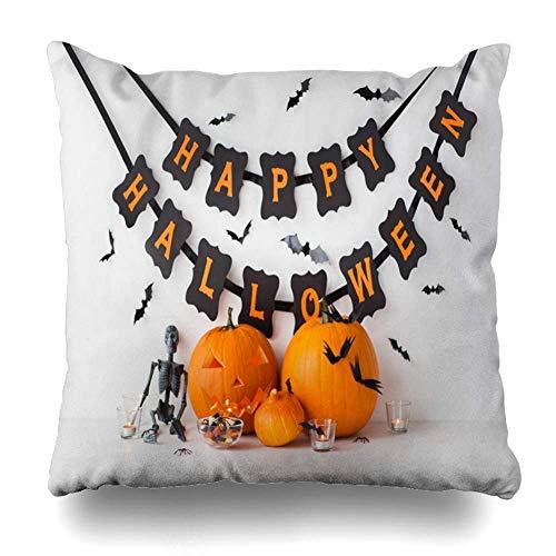 Europäische Paisley-sham (hdyefe Decorative Throw Pillow Cover Square Cushion 18
