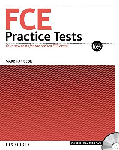 FCE Practice Tests: Practice Tests with Key and Audio CDs Pack (First Certificate Practice Tests)