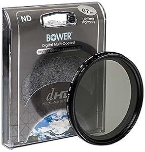 Bower FN67 Filtre de densité variable 67 mm