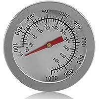 Barbacoa termómetro de cocina termómetro de horno de acero inoxidable para horno de cocina herramientas