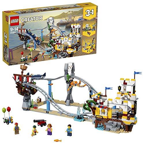 LEGO 31084 Piraten Achterbahn Bunt (Lego Piraten-teile)