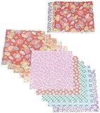 Origamipapier 018033 Washi Chiyogami Mix 100 Blatt 15 cm