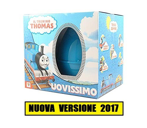 Il Trenino Thomas - Uovissimo Mattel , Nuova Versione 2017