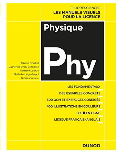 Physique : Cours, exercices et mthodes (Fluoresciences)