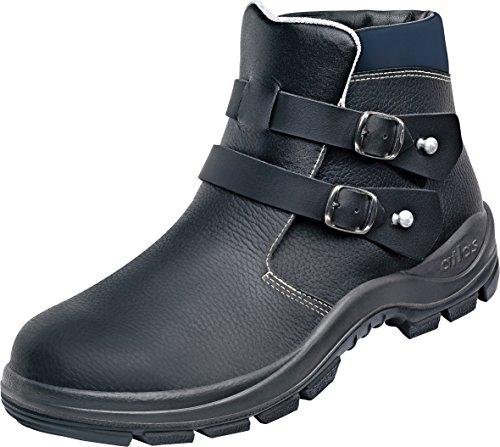 Atlas Duo Soft 770en349S2-Chaussures de sécurité-Homme (sans acier semelle intermédiaire et überkappe) Schwarz