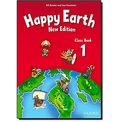 Happy Earth : Class Book 1