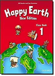 Happy Earth 1. Class (Happy Second Edition)