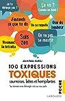 100 expressions toxiques par Guedj