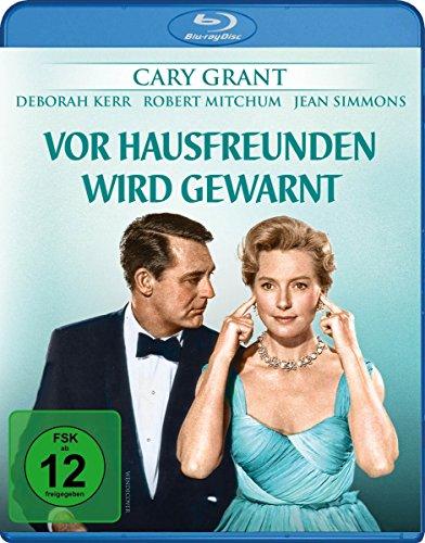 Vor Hausfreunden wird gewarnt - Filmjuwelen [Blu-ray]