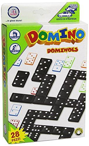 Globo Toys 85.920,6cm Familie Spiele Reise Domino Spiel (28tlg) - Hubschrauber Nerf