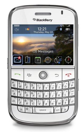 BlackBerry 9000 Bold White