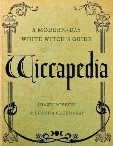 (WICCAPEDIA: A MODERN-DAY WHITE WITCH'S GUIDE ) BY Miller, Scott (Author) Paperback Published on (06 , 2011)