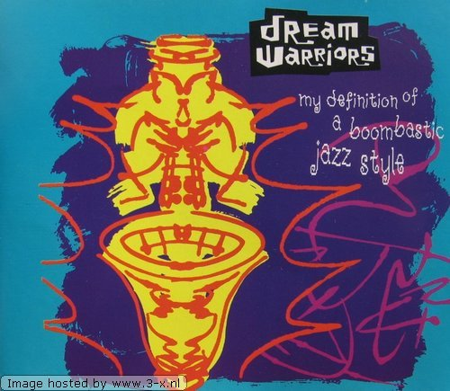 UNKNOWN My definition of a boombastic jazz style (1990)