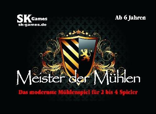 Meister der Mühlen – Das modernste Mühlenspiel
