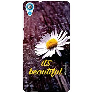 HTC Desire 820 Back Cover - Its Beautiful Designer Cases