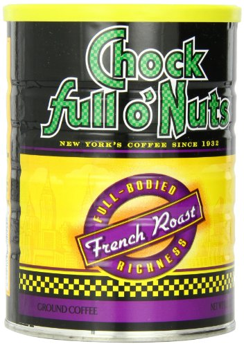 chock-full-onuts-coffee-french-roast-ground-103-ounce-by-massimo-zanetti-beverage-usa-inc